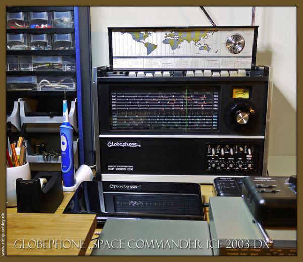 globephone space commander
