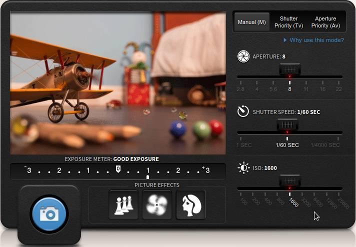 kamera simulator online