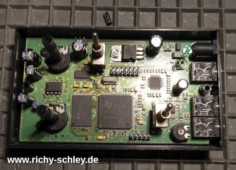 dsp audiofilter elektronik